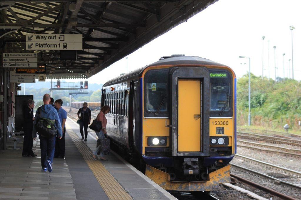 Wiltshire train