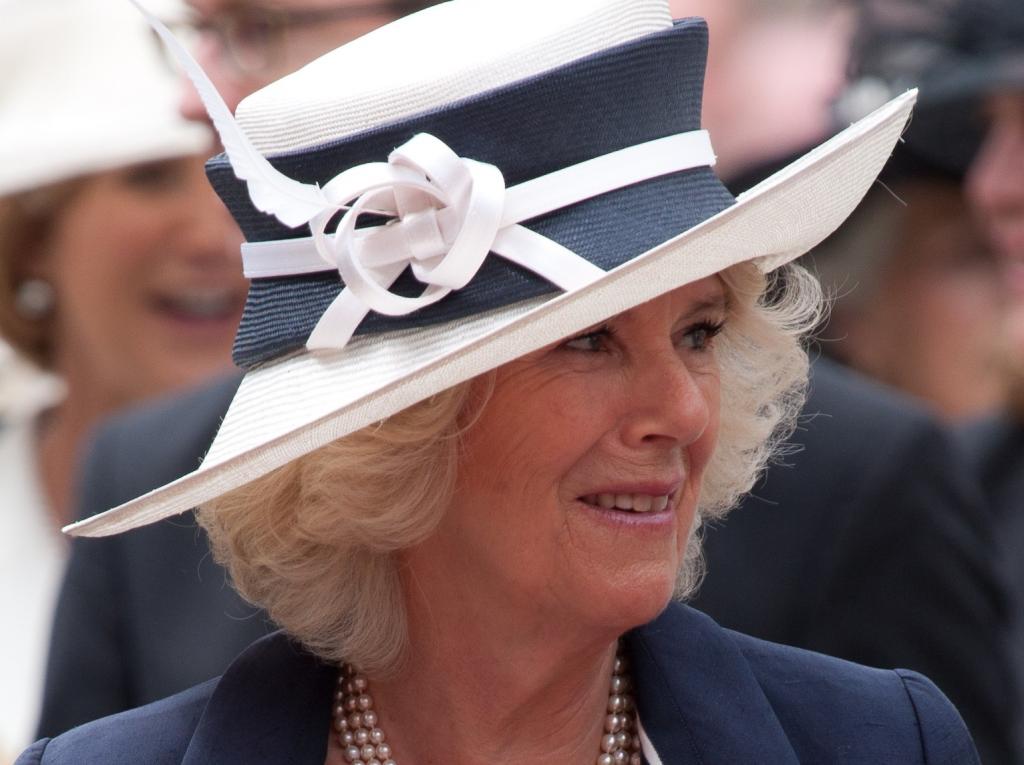 Camilla, Duchess of Cornwall. © Twitter/HrhQueenCAMILLA