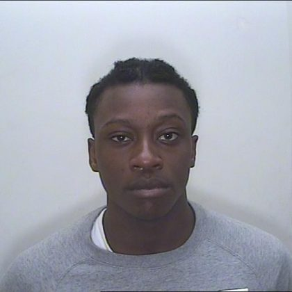 Custody shots of the 3 male drug dealers from London
