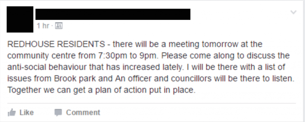 Redhouse, North Swindon Meeting