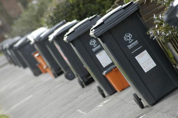 Swindon bin collection dates to change