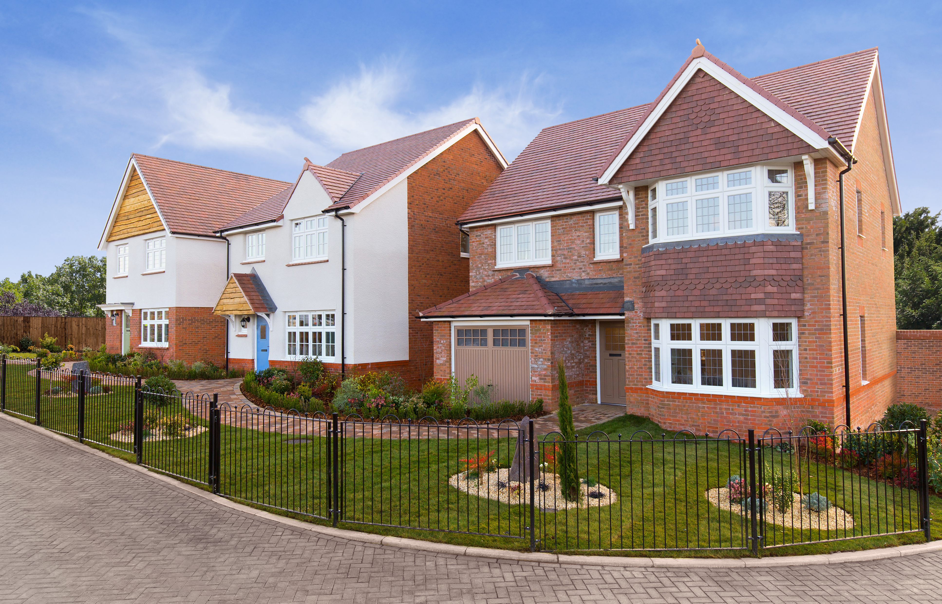 Redrow homes announce new development at abbey farm just for New housing developments
