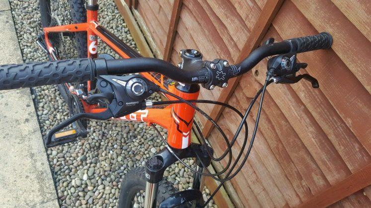 Stolen Felt bike in Swindon