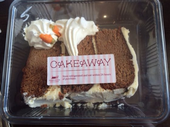 Robins Farm Swindon - Cakeaway