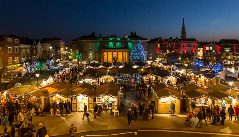 Wiltshire Events at Christmas