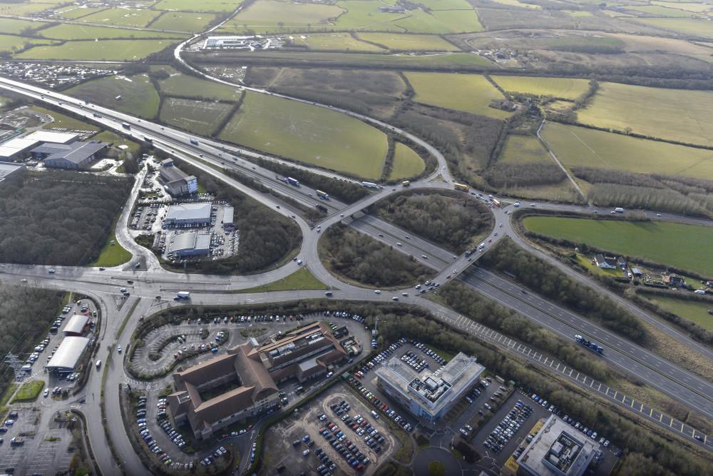 Work to start on J16 Swindon