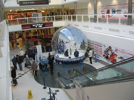 © The Retail Database - Brunel Shopping Centre Swindon