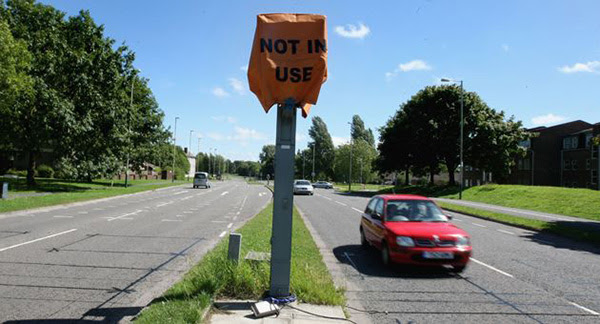 Speed cameras in Swindon and Wiltshire