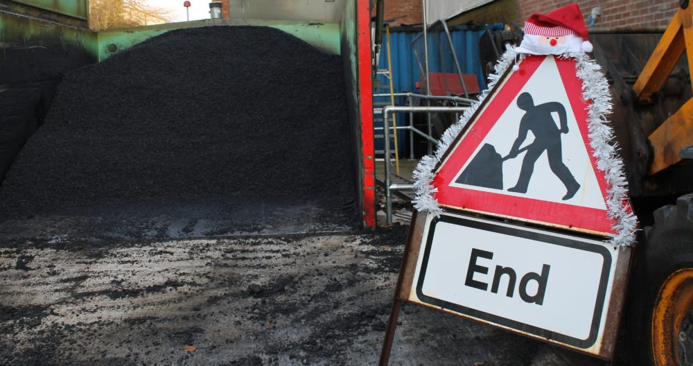 Swindon roadworks to cease