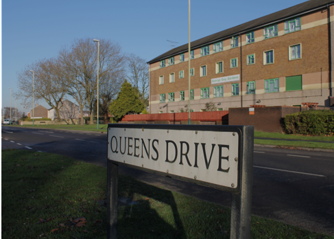 queens drive Swindon