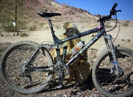 Stolen Bike Swindon - 2