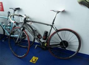 Stolen Bike Swindon - 1