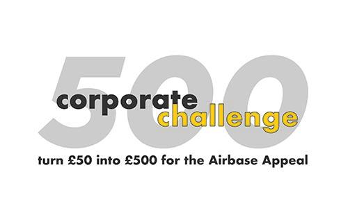 500 Corporate Challenge Logo