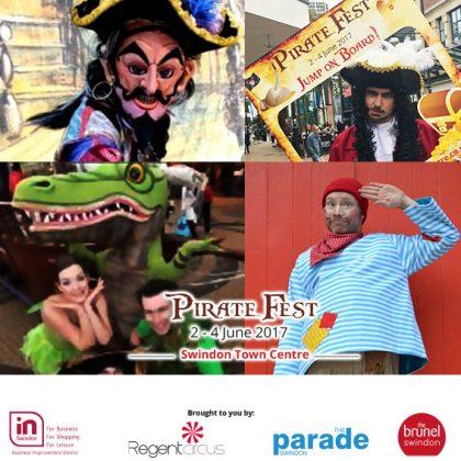 Pirate Fest Swindon