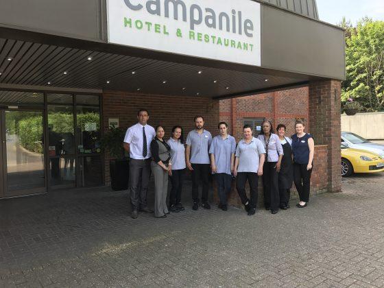 Swindon Campanile Hotel