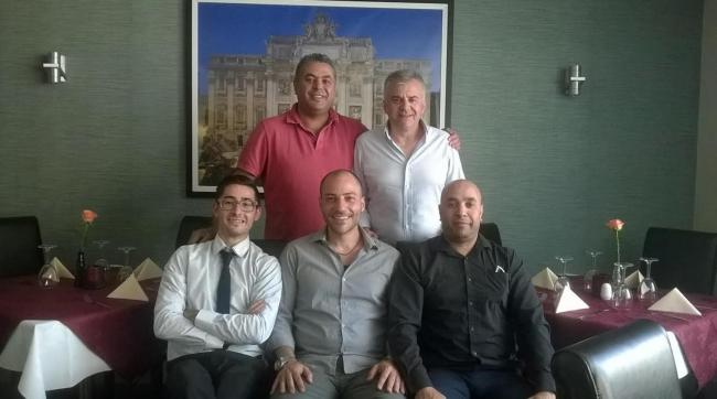Colosseo Ristorante management team © Facebook/ Colosseo Fairford