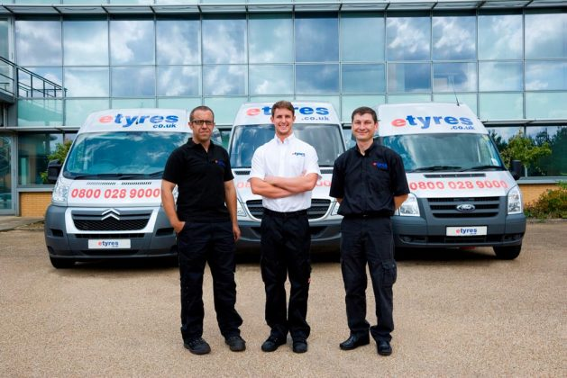 eTyres franchisee-line-up