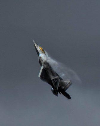 F22 Raptor RIAT 2017