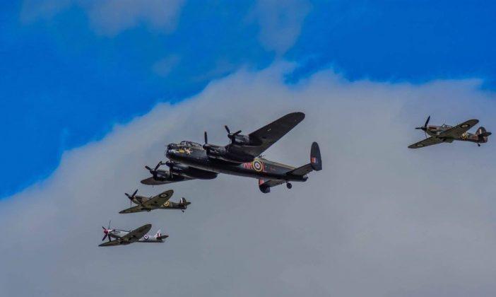 Spitfire RIAT