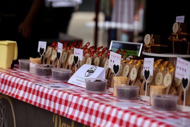 chilli's on offer at Swindon chilli fiesta