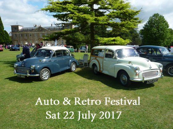 Auto & Retro Festival Swindon