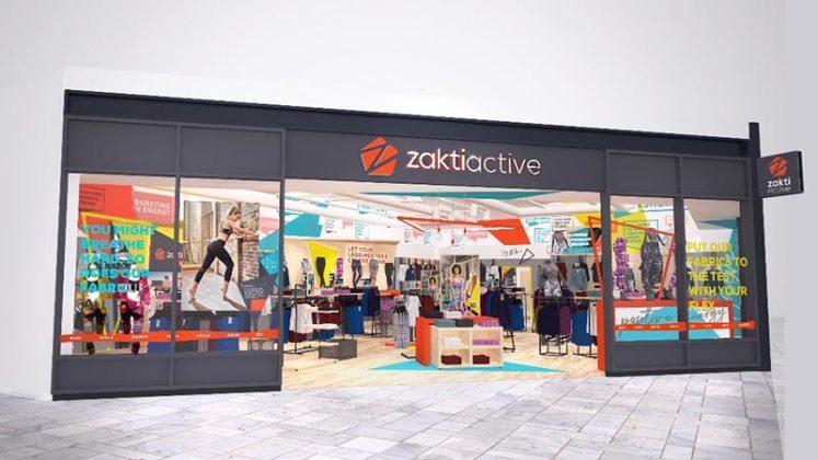 Zakti, Unit 42-44 McArthurGlen Swindon Designer Outlet, Kemble Drive, Swindon, Wiltshire, SN2 2DY.