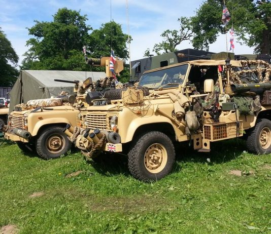 Annual Event 'Lacock At War'