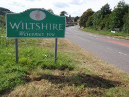 Wiltshire Boundary
