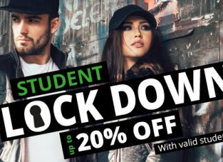 Town Centre - Student Lockdown