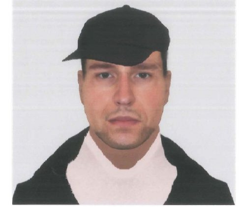 E-fit for man suspected of fraud