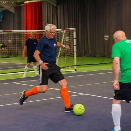 walking football swindon