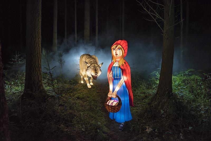 'Who's Afraid of the Big Bad Wolf?' - Big Bad Wolf ... |Big Bad Wolf Christmas
