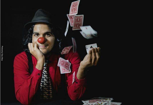 El Diablo Of The Cards-Pictube by Clau Silva