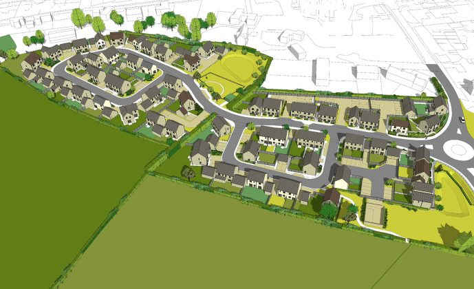 GreenSqaure Cricklade Plans