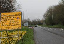 Mannington Roundabout Second Phase