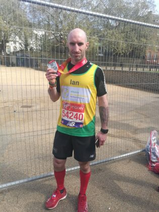 Ian Norris Raised Money For Wiltshire Air Ambulance Appeal
