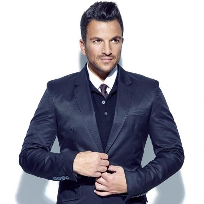 Peter Andre announced at MFOR Festival Swindon