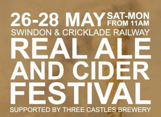 Swindon & Cricklade Railway Real Ale and Cider Festival