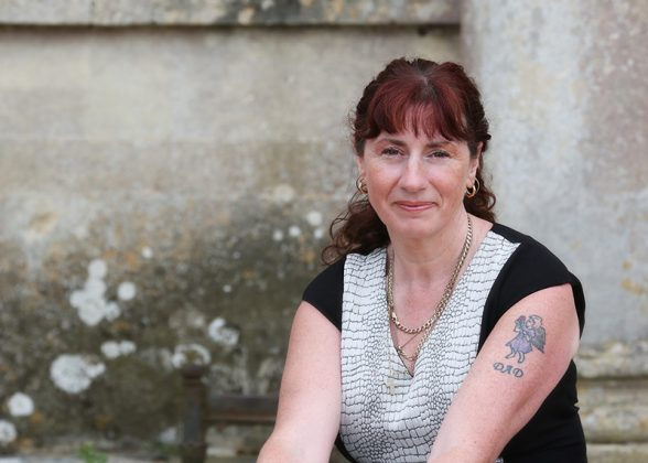 Rachel Tucker - Swindon Footprints