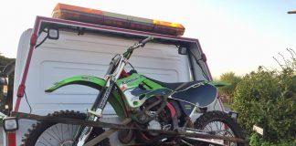 Seized bike - Swindon