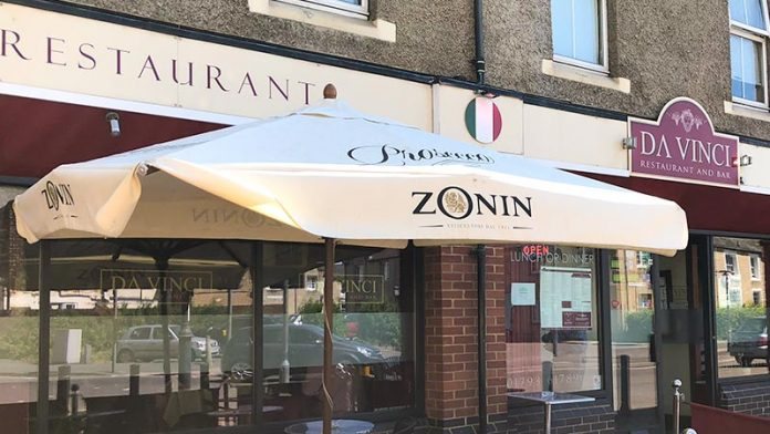 Da Vinci Italian Restaurant Swindon
