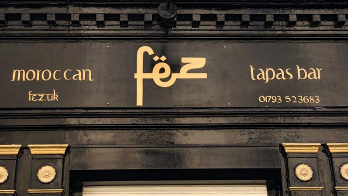 Fez Moroccan Taps Bar Swindon