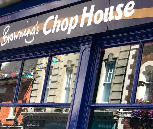Helen Brownings Chop House Swindon