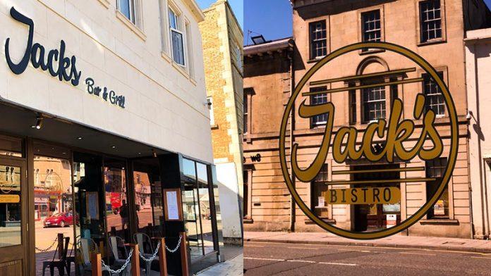 Jacks Bar and Grill Swindon