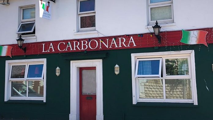 La Carbonara Italian Restaurant Swindon