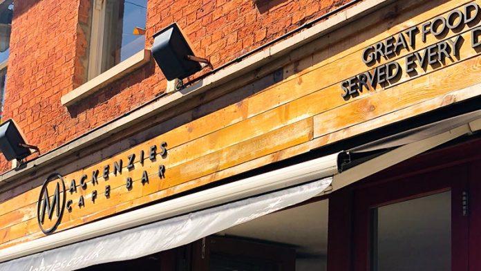 Mackenzies Bar Old Town Swindon