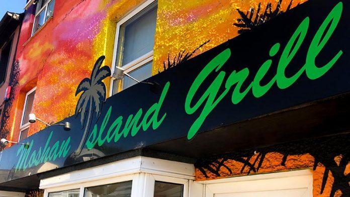 Moshan Island Grill Caribbean Restaurant Swindon