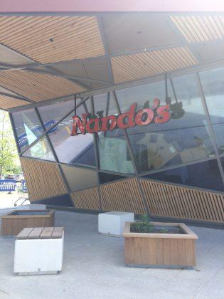 Nandos Restaurant Swindon