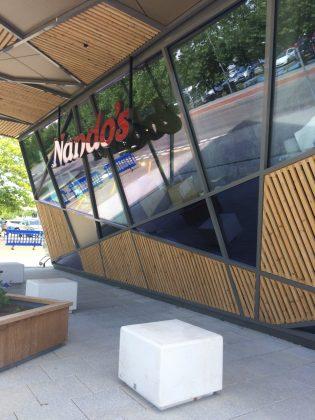 New Nando's Restaurant Orbital Shopping Centre
