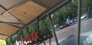 New Nando's Restaurant Orbital Shopping Centre